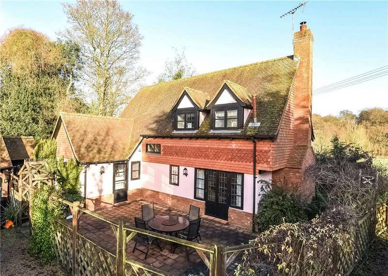 4 Bedrooms Unique Property for sale in London Road, St. Ippolyts, Hitchin, Hertfordshire