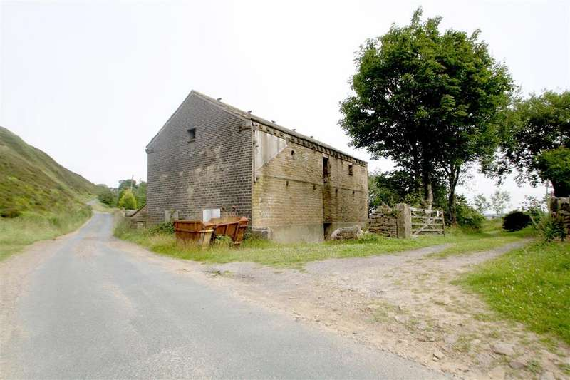 4 Bedrooms Barn Conversion Character Property for sale in Pike Farm Barn, Rishworth, Halifax