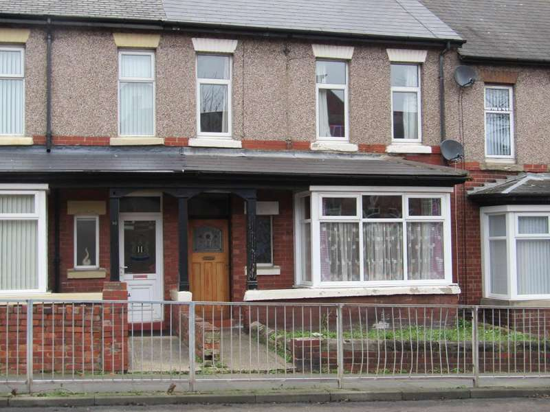 3 Bedrooms Terraced House for sale in Glebe Terrace, Dunston, Gateshead, Tyne and Wear, NE11 9NQ