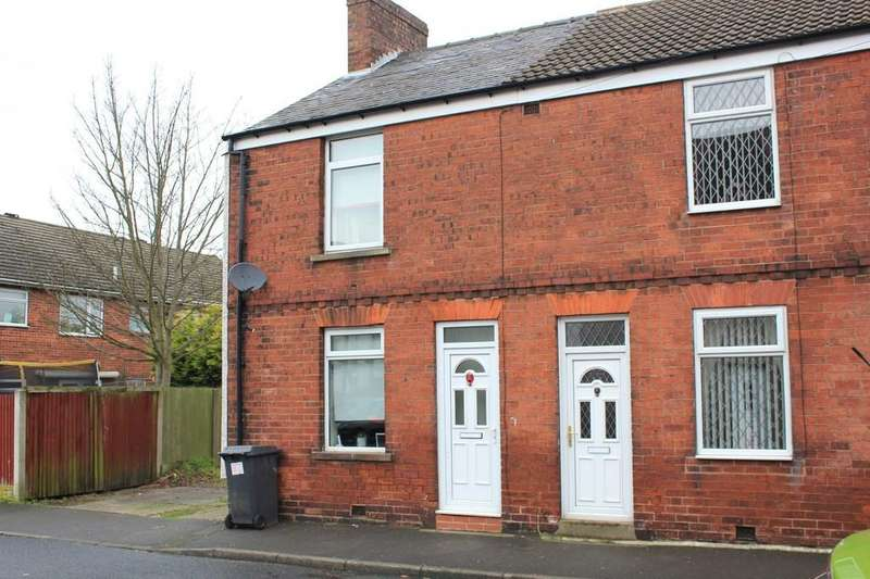 3 Bedrooms End Of Terrace House for sale in 35, New Street, Bolsover, Chesterfield