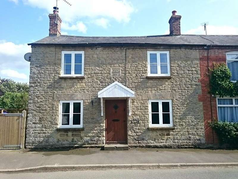 2 Bedrooms Semi Detached House for sale in Wappenham Road, Helmdon