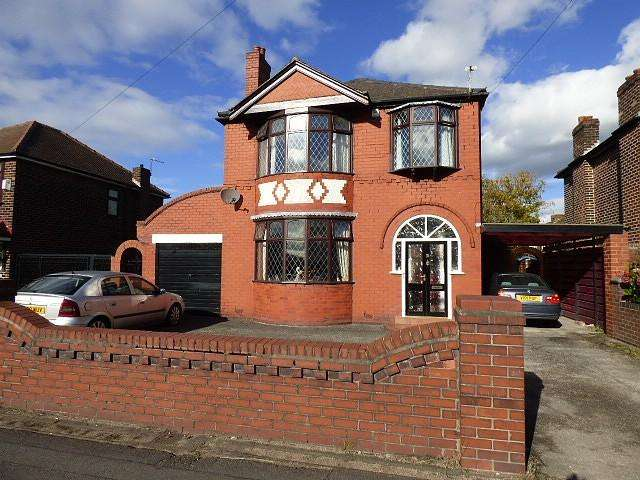 3 Bedrooms Detached House for sale in Long Lane, Warrington