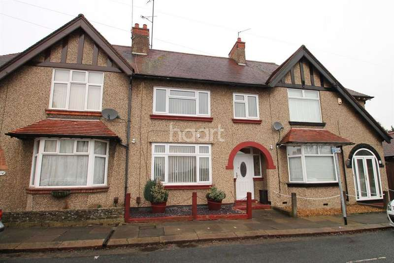 3 Bedrooms Terraced House for sale in Forfar Street, St James, Northampton