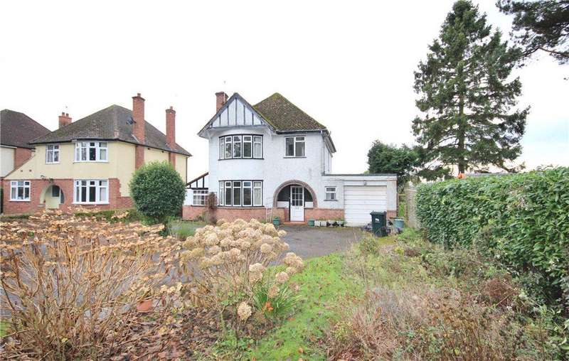 3 Bedrooms Detached House for sale in Main Road, Hallow, Worcester, Worcestershire, WR2
