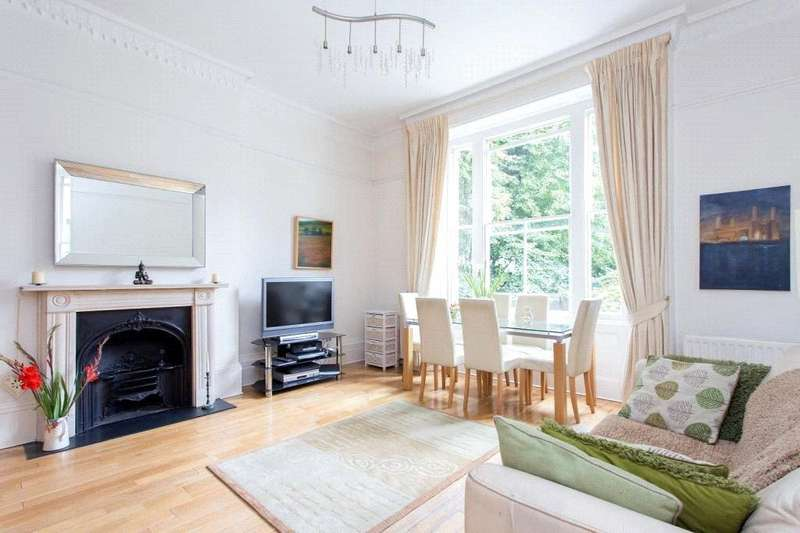 3 Bedrooms Flat for sale in High Street, London, N8