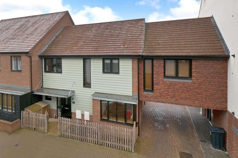 4 Bedrooms Link Detached House for sale in Hawley Drive, Leybourne Chase