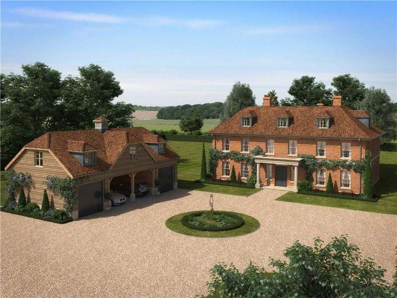 7 Bedrooms Detached House for sale in Ewhurst Road, Ramsdell, Hampshire, RG26