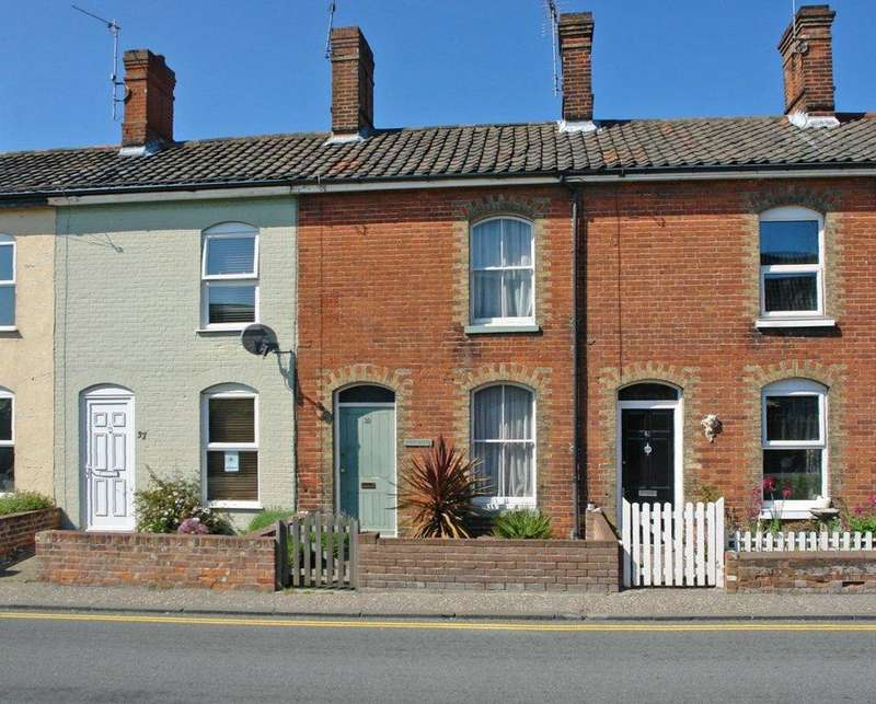 2 Bedrooms Cottage House for sale in Mundesley Road, North Walsham