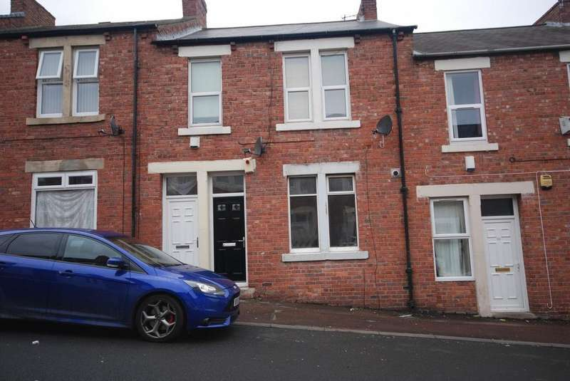 2 Bedrooms Apartment Flat for sale in Park Terrace, Swalwell
