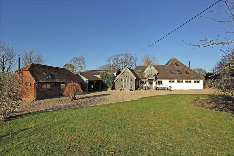 5 Bedrooms Unique Property for sale in Malthouse Lane, Hurstpierpoint, Hassocks, West Sussex, BN6