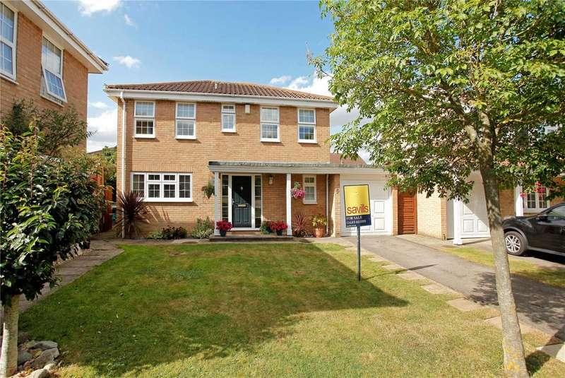 4 Bedrooms Detached House for sale in Greenacres Close, Farnborough, Orpington, Kent, BR6