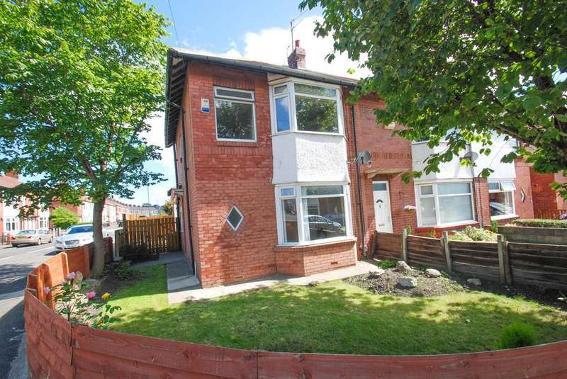 3 Bedrooms Semi Detached House for sale in Morpeth Avenue, South Shields