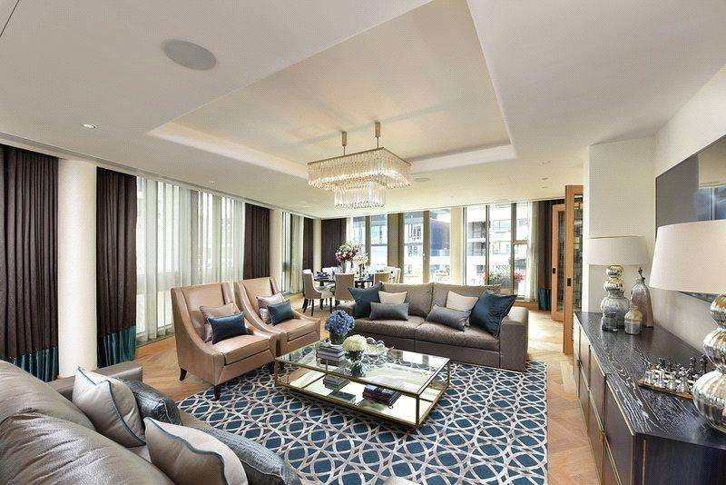 4 Bedrooms Flat for sale in Abell Cleland Houses, John Islip Street, Westminster, London, SW1P