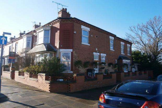 3 Bedrooms End Of Terrace House for sale in Turner Road, off Uppingham Road, Leicester, LE5