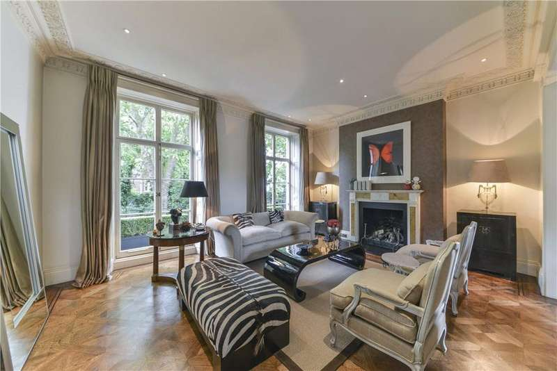 5 Bedrooms Terraced House for sale in Alexander Square, Knightsbridge, London, SW3