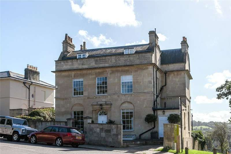 5 Bedrooms Unique Property for sale in Bathwick Hill, Bath, BA2