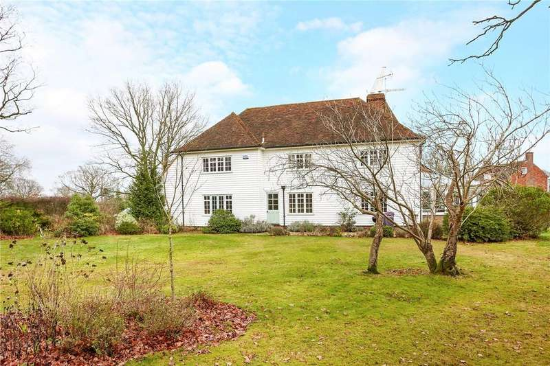 4 Bedrooms Semi Detached House for sale in Crouch Lane, Sandhurst, Cranbrook, Kent, TN18