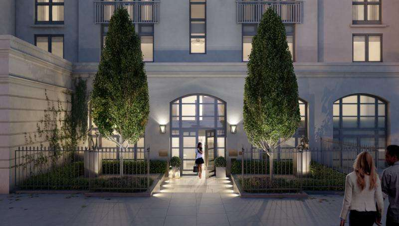 2 Bedrooms Apartment Flat for sale in Kensington Gardens Square, London, W2