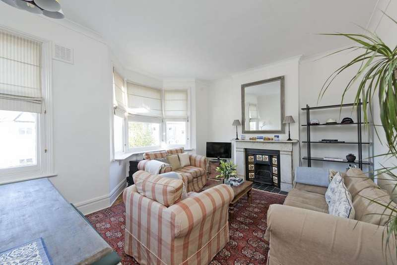 2 Bedrooms Flat for sale in Elms Crescent, SW4