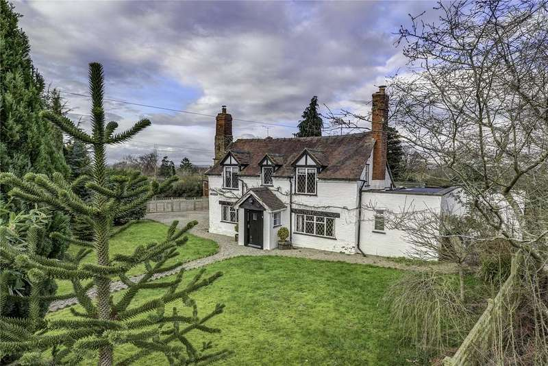 5 Bedrooms Detached House for sale in St. Michaels, Tenbury Wells