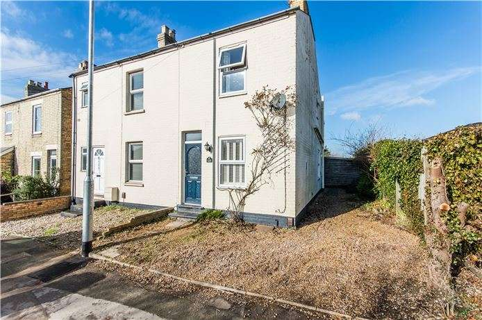 2 Bedrooms Semi Detached House for sale in High Street, Cherry Hinton, Cambridge