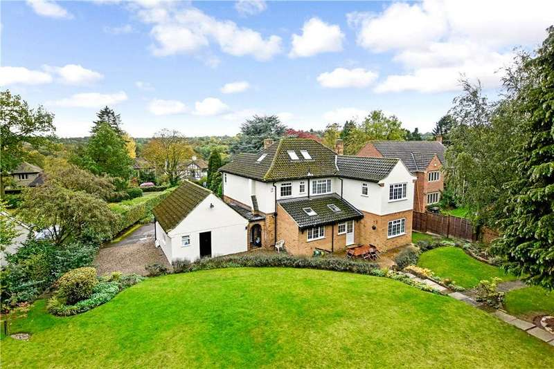 5 Bedrooms Detached House for sale in Lands Lane, Knaresborough, North Yorkshire, HG5