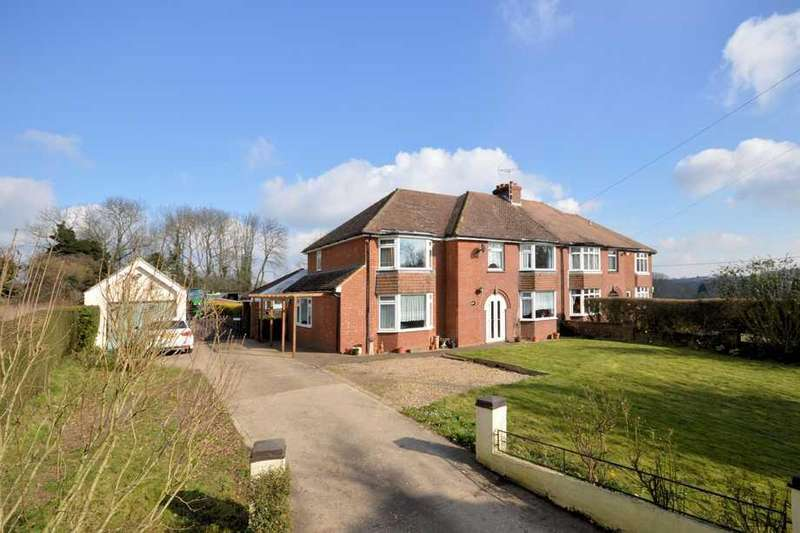 5 Bedrooms Semi Detached House for sale in Shepherdswell, CT15