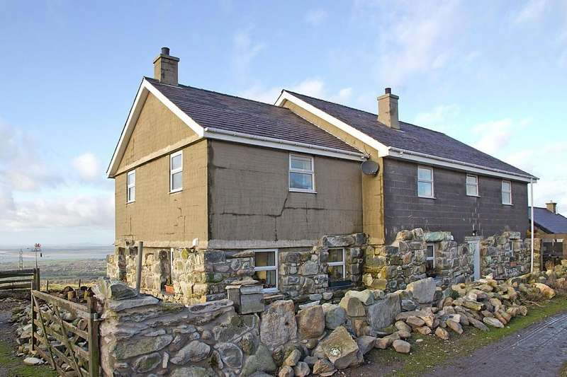 7 Bedrooms Detached House for sale in Bryn Meddyg, Rhosgadfan, North Wales
