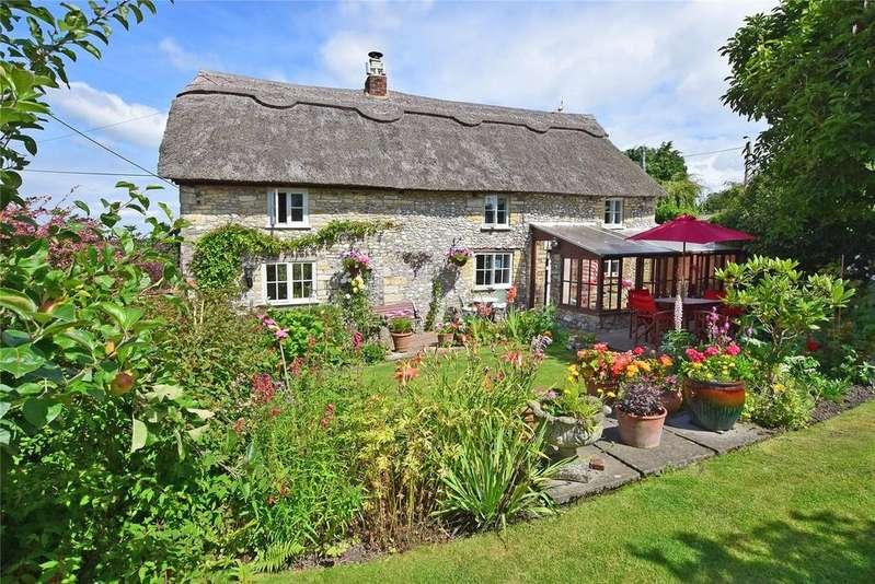 2 Bedrooms Detached House for sale in April Cottage, Membury, Axminster, Devon.