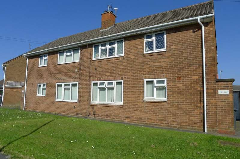 1 Bedroom Ground Flat for sale in Julian Road, Wolverhampton