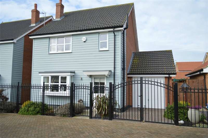 3 Bedrooms Detached House for sale in Southfield Close, Hedon, East Riding of Yorkshire