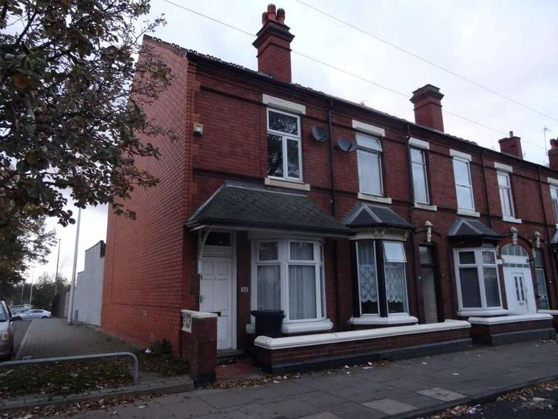 2 Bedrooms House for sale in Sandwell Road, Birmingham