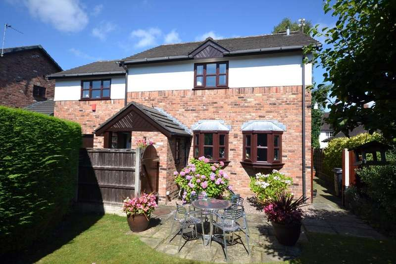 5 Bedrooms Detached House for sale in South Bank Close, Alderley Edge