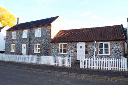 5 Bedrooms Detached House for sale in Great Cressingham, Thetford, Norfolk