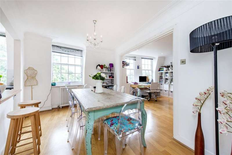 2 Bedrooms Flat for sale in Greenhill, Prince Arthur Road, London, NW3
