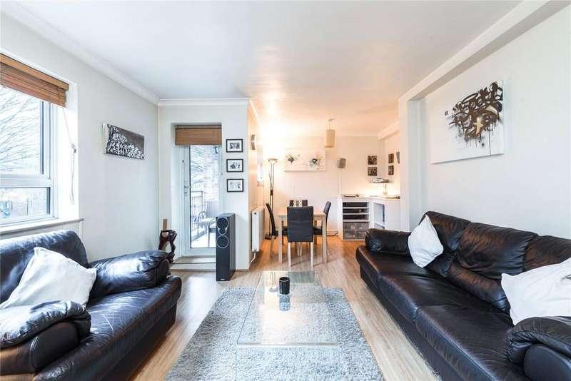 3 Bedrooms Flat for sale in Edensor Gardens, Chiswick, London