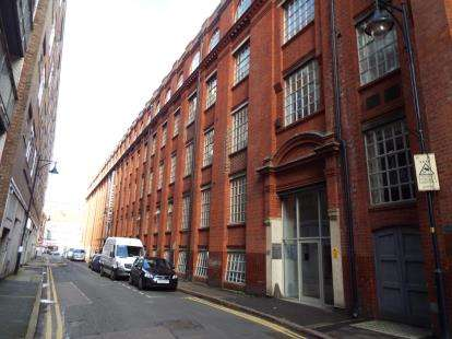 2 Bedrooms Flat for sale in St. Georges Mill, Leicester, Leicestershire