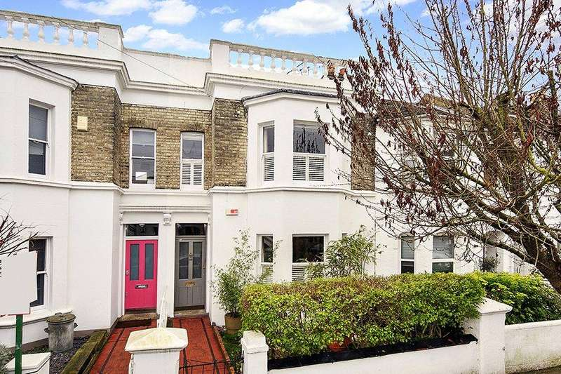 3 Bedrooms Terraced House for sale in St. Elmo Road, London, W12