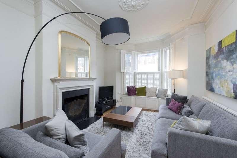 4 Bedrooms Terraced House for sale in Winsham Grove, Battersea, London