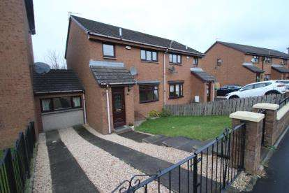 3 Bedrooms Semi Detached House for sale in Alexander Street, Dunbeth, Coatbridge