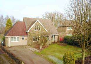 4 Bedrooms Detached House for sale in The Glade, Mayfield, East Sussex
