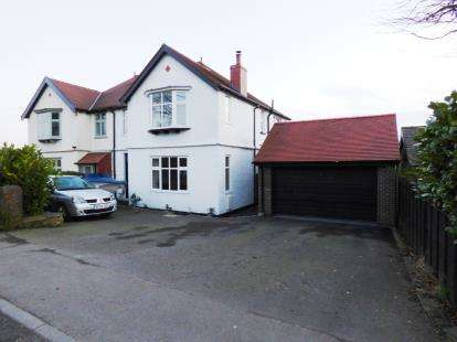 4 Bedrooms Semi Detached House for sale in Buxton Road, Chinley, High Peak, Derbyshire