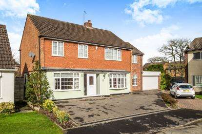 5 Bedrooms Detached House for sale in Rosehall Close, Solihull, West Midlands