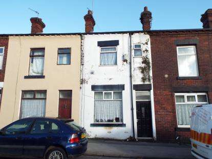 2 Bedrooms Terraced House for sale in Eldon Street, Tonge Moor, Bolton, Greater Manchester, BL2