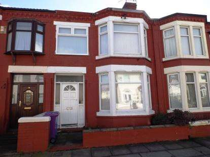 3 Bedrooms Terraced House for sale in Tatton Road, Orrell Park, Liverpool, Merseyside, L9