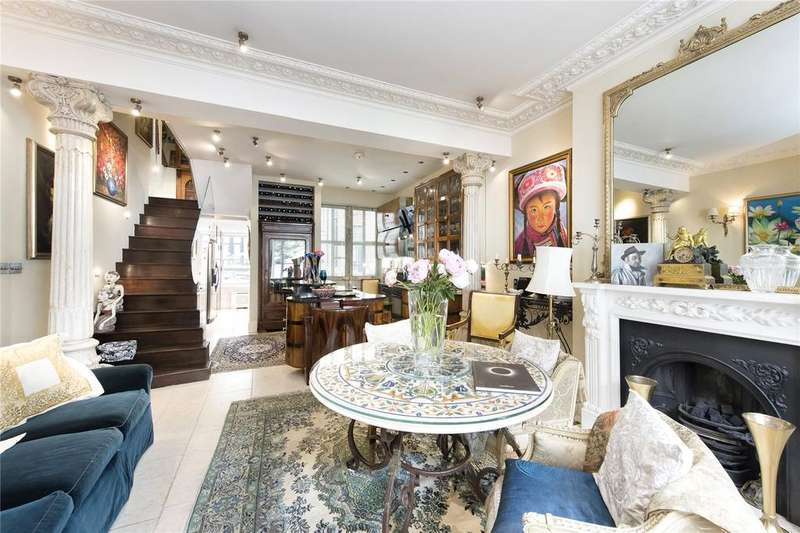 4 Bedrooms Terraced House for sale in Ifield Road, London, SW10