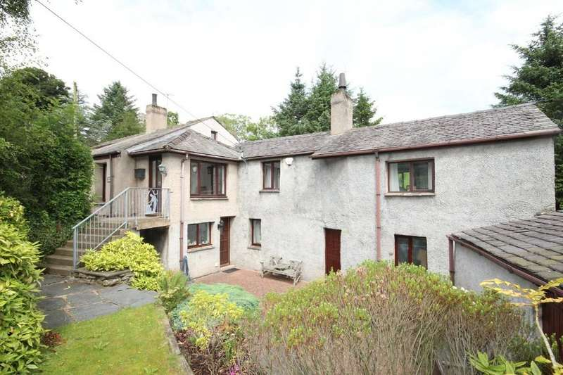 4 Bedrooms Barn Conversion Character Property for sale in Pennington, Ulverston
