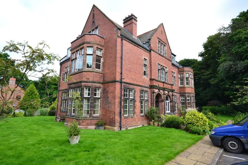 3 Bedrooms Apartment Flat for sale in St Edwards Park, Cheddleton, Leek