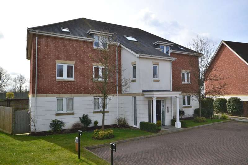 2 Bedrooms Apartment Flat for sale in Chobham