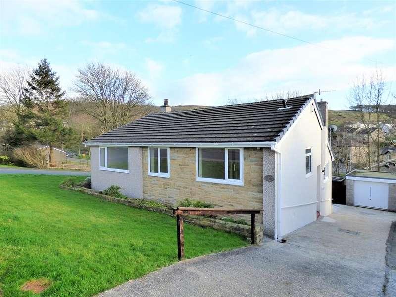 3 Bedrooms Detached Bungalow for sale in Moor Crescent, Skipton